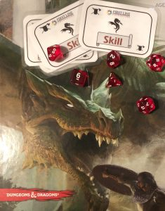 Dungeons and Dragons Group and Individual Therapy